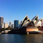 オーストラリア・シドニー夏の1月の気温と服装!日本からの持ち物は?