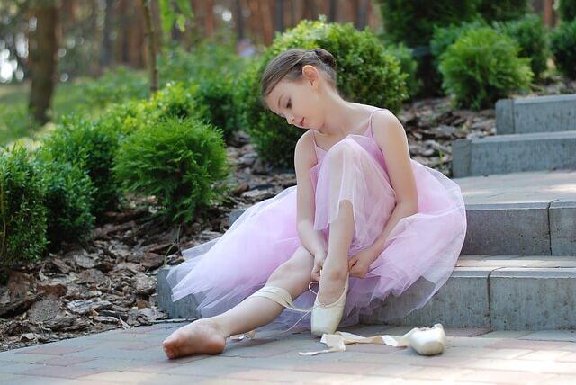 ダンス、バレエ、子供